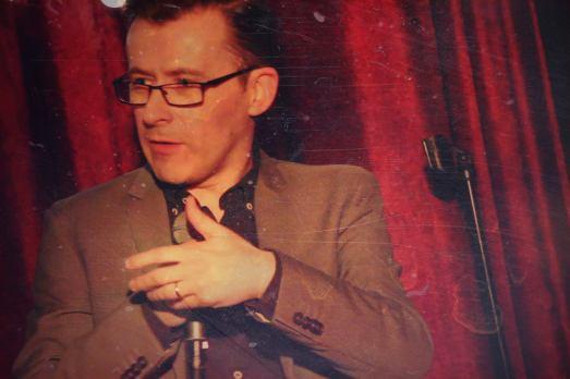 Photo: Kevin Handy/Bright Club Dublin
